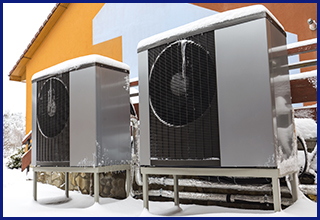 135 HVACR Heat Pumps